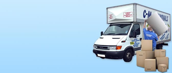 Van With A Van Hire Local & Long Distance Deliveries